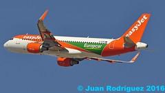G-EZPC - EasyJet - Airbus A320-214(WL) - PMI/LEPA (Juan Rodriguez - PMI/LEPA) Tags: nikon d90 sigma 70200mm 80400mm pmilepa aeropuerto airport sonsanjuan sonsantjoan palma mallorca aeroplano plane planes airplane airplanes aircraft airbus a320 easyjet europcar gezpc