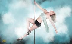 Poledancing (marcokusch-fotografie) Tags: pole dance poledance dancing girls women sexy acrobatic akrobatik gymnastik gymnastic fashion photoshop studio sony fotografie fotography photography photo pictures