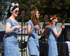 Bluebird Belles (Paul Braham Photography) Tags: aircraft aeroplane warbird airplane fighter fighters historic vintage veteran iwm imperialwarmuseum duxford airdisplay airshow