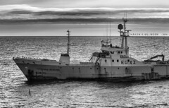 Shit fiske (Hkon Kjllmoen, Norway) Tags: spain egxz esperanzamenduina vessel ocean fishing trawler redfish neafc