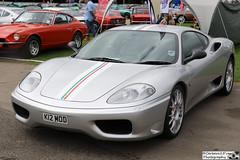 2004 Ferrari 360 Modena Challenge Stradale (cerbera15) Tags: silverstone classic 2016 ferrari 360 modena challenge stradale