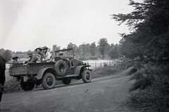 57th Infantry Brigade 011 (rich701) Tags: vintage old negatives ww2 military 1940s blackandwhite worldwartwo bw 44thinfantrydivision newjerseynationalguard 57thinfantrybrigade ng njng fortdix nationalguard newjersey nj njarng