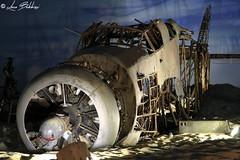SIAI Marchetti S.79 Wreckage (Luca Bobbiesi) Tags: museum volandia siaimarchetti relitto wreckage s79 museo abandoned airplane canoneos7d canonef24105mmf4lisusm