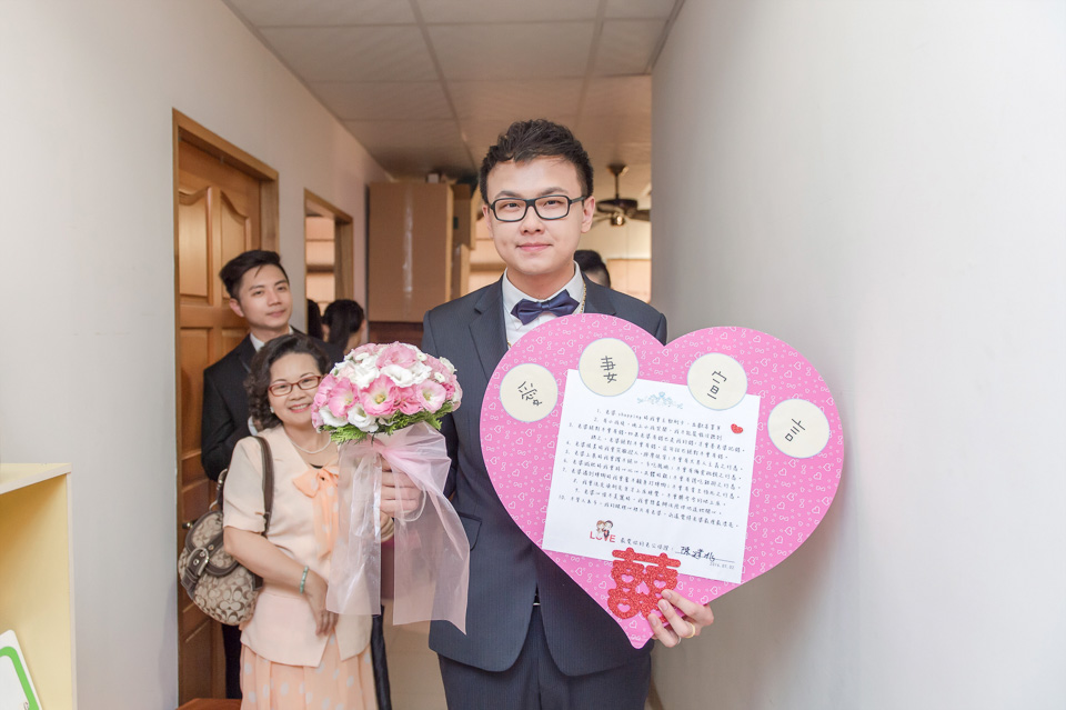 台南婚攝 情定婚宴城堡永康館 婚禮紀錄 C & V 057