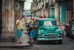 Streets of Havana - Cuba (IV2K) Tags: havana habana lahabana cuba cuban cubans tuba caribbean street sony rx1 sonyrx1 candid centro centrohabana centrohavana