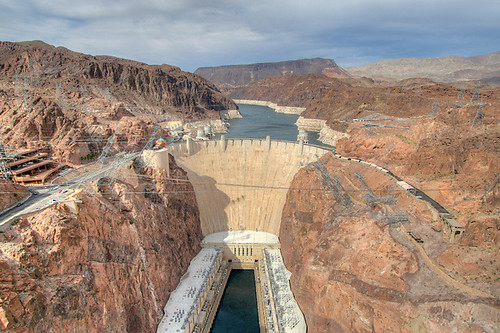 Hoover Dam by rarvesen, on Flickr