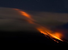 Volcano Arenal (bgrenne) Tags: volcano lava arenal