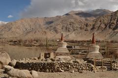 Chemrey Monastery, Ladakh (gorbulas_sandybanks) Tags: india stupa leh ladakh ind jammuandkashmir chimre chemreygompa chemreymonastery 6nov2012