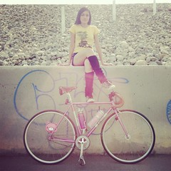 (jaxmeowmeow) Tags: cycling gloomybear fixie torelli uploaded:by=flickrmobile flickriosapp:filter=nofilter
