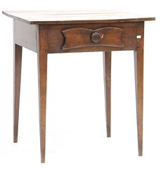 14. 19th Century French Country Work Table