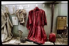 """Mantello di Mastro Titta, Museo Criminologico • <a style=""""font-size:0.8em;"""" href=""""http://www.flickr.com/photos/89679026@N00/8474650830/"""" target=""""_blank"""">View on Flickr</a>"""