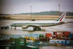 L'Armee de L'Air Douglas DC-8-72CF (hjakse) Tags: gteborg gothenburg got douglas dc8 mcdonnelldouglas landvetter esgg frenchairforce cfm56 fraff dc872cf