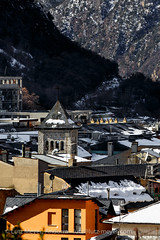 Andorra city views: Andorra city (lutzmeyer) Tags: pictures city winter church photography europe photos pics centre iglesia kirche police center images 300mm fotos tele invierno below baixa february febrero unten andorra bilder imagen pyrenees februar iberia pirineos pirineus iberianpeninsula febrer pyrenen imatges hivern esglesia escaldes polizeibehrde engordany escaldesengordany iberischehalbinsel stadtgebiet andorracity policiaheadquarter esglesiasantperemartir lutzmeyer lutzlutzmeyercom