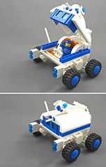 Safe-T-Rover (halfbeak) Tags: lego rover classicspace spacerover febrovery febrovery2013