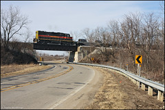 IAIS 717 (Justin Hardecopf) Tags: railroad iowa 717 tramp altoona gp382 iais iowainterstate ntsw