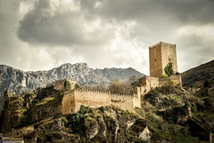 Cazorla Castle - Andalusia (Spain) *Explored* (jalbusac) Tags: castle andaluca andalusia castillo cazorla