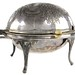 2072. English Silverplate Breakfast Server