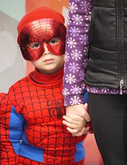 Superheroe 2 (maramillo) Tags: carnival boy red portrait costume child spiderman malta valletta heroe unanimous thechallengefactory pregamesweepwinner maramillo littleheroe