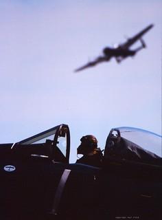 Pilot and Lancaster