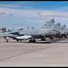 Swedish Gripens and Dutch F-16s