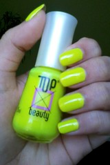 Jaune - Top Beauty (Mari-costa) Tags: beauty jaune neon top tb verdelimo