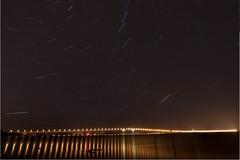 landsbron Kalmar Sweden (StefanOlaison) Tags: longexposure bridge stars puente sweden estrellas sverige nightphoto suecia kalmar land landsbron stjrnor frjestaden fotografianocturna nattfotografering