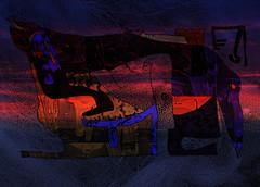 Heritage (Mar 2013) (Ian Clegg Walsh) Tags: street sculpture abstract art lamp animals illustration photoshop painting carpet sketch artwork doll paint grafitti drawing originalart contemporaryart contemporary quality surrealism digitalart dream shapes like surreal objects peinture creepy digitalpainting shade animation layers yves amusing naive tones figures wacom vector bizarre figurative whimsical based primitive ianwalsh