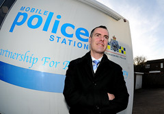 Commissioner's 100th day in office (Bedfordshire Police) Tags: community local luton pcc 100days bedfordshirepolice policeandcrimecommissioner ollymartins opvision