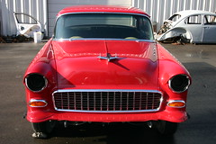 "1955 Chevy Bel-Air • <a style=""font-size:0.8em;"" href=""http://www.flickr.com/photos/85572005@N00/8552354888/"" target=""_blank"">View on Flickr</a>"