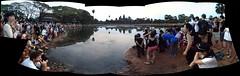 Waiting for sunrise, Angkor Wat