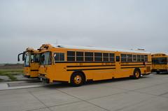 LAUSD 7617 (crown426) Tags: california thomas bluebird schoolbus irvine aare losangelesunifiedschooldistrict lausd rearengine roadeo roade hdx eltoromcas irvinegreatpark a3re