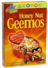 GMOs (andres musta) Tags: advertising truth general label bees satire bee honey collapse modified parody spoof nut disorder cheerios mills gmo colony cheerio kellogs genetically gmos