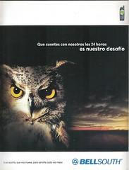 Bellsouth, 2001 (PubliChileTube) Tags: 2001 revista bellsouth telefonamvil revistamuyinteresante afichegrfico