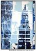 BLAUER MICHEL, GESPIEGELT (HAMBURG) (CHRISTIAN DAMERIUS - KUNSTGALERIE HAMBURG) Tags: orange berlin rot silhouette modern strand deutschland see licht stillleben dock gesicht meer wasser fenster räume hamburg herbst felder wolken haus technik porträt menschen container gelb stadt grün blau ufer hafen fluss landungsbrücken wald nordsee bäume ostsee schatten spiegelung schwarz elbe horizont bilder schiffe ausstellung schleswigholstein figuren frühling landschaften wellen häuser kräne rapsfelder fläche acrylbilder hamburgermichel realistisch nordart acrylmalerei expressionistisch acrylgemälde auftragsmalerei auftragsbilder kunstausschreibungen kunstwettbewerbe galerienhamburg auftragsmalereihamburg hamburgerkünstler kunstgaleriehamburg galerieninhamburg acrylbilderhamburg virtuellegaleriehamburg acrylmalereihamburg