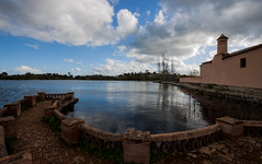 (Juan Carlos Pacheco) Tags: espaa nature water canon landscape eos cceres decayed 1022 canon1022 eos50d