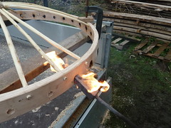 "Dragon flame - Yurt Wheel • <a style=""font-size:0.8em;"" href=""http://www.flickr.com/photos/61957374@N08/8593679882/"" target=""_blank"">View on Flickr</a>"