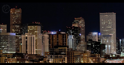 Downtown Denver, Colorado, USA