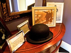 The Bowler 3 (MagellanPR) Tags: hotel bowlerhat bowler thesavoy luxuryhotel thesavoyhotel thesavoylondon