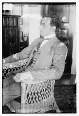 Arthur Bodansky  (LOC) (The Library of Congress) Tags: music man libraryofcongress eyeglasses wicker seated wagner conductor austrian xmlns:dc=httppurlorgdcelements11 dc:identifier=httphdllocgovlocpnpggbain20113