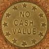 NO CASH VALUE (Leo Reynolds) Tags: xleol30x squaredcircle sqset092 token canon eos 40d 0125sec f80 iso100 60mm 066ev hpexif xx2013xx