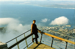 Cape Town South Africa Table Mountain Panorama March 4 1999 057 Lorraine (photographer695) Tags: africa panorama mountain table town south capetown dec cape 1998