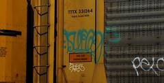 SURGEN, IDES (YardJock) Tags: train graffiti tagging freight autorack