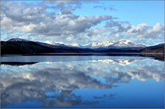 Loch Garry , Highlands, Scotland (Mrs P's Photo Show Thanks for visiting & Comments) Tags: scotland highlands lochgarry