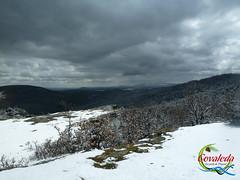 Ruta por la Piedra Andadera (Historia de Covaleda) Tags: espaa spain fiesta paisaje douro pinos soria historia pinar tradicion duero covaleda