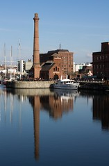 IMG_2958 (stemclaughlin) Tags: reflection liverpool dock albert pumphouse canning