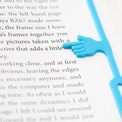 Simple Finger Print Pattern Silicone Bookmark - DX (DX_fans) Tags: bookmark dx homegarden stationeries fingerprintpattern dealextreme paperpads dxcom simplefingerprintpatternsiliconebookmark siliconebookmark