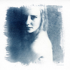 ein groes danke an alle! (pixelwelten) Tags: dresden alt exhibition cyanotype altprocess cyano proc cyanotypie