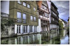 Fischerviertel (Atilla-Photography) Tags: deutschland trkiye treppe architektur fluss hdr ulm germane