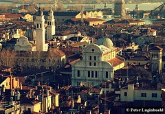 Edge of Venice (lugi_ch) Tags: venice italy campanile sanmarco