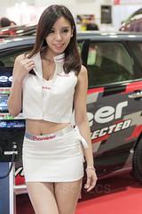 TAS 2013 (SG) - 103 (jasonlcs2008) Tags: woman sexy cars girl car asian singapore showgirl showgirls tokyoautosalon 2013 2470mmf28g
